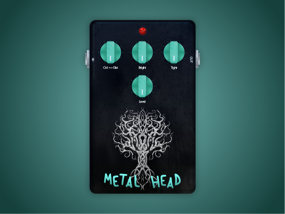Metal Head - Guitar Pedals