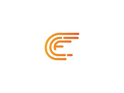 Community Fibre - Identity Conept 2 colour brand branding logo icon design illustration concept clean vector illustrate identity