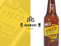 CH Brewery - Branding