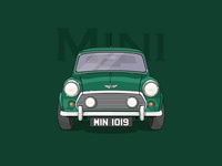Dream Vehicles - No.2 - Classic Mini