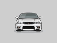 Dream Vehicles - No.3 - Nissan GT-R R33