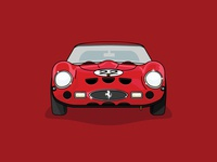 Dream Vehicles - No.4 - Ferrari 250 GTO
