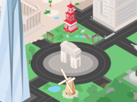 Isometric City - Update! :D