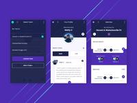 Lockeroom - App design
