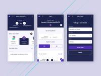Lockeroom - Further App design