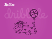 Thanks for opening the doors, Dribbble! Let's rock