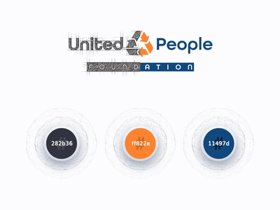 United People Foundation payment ui logo web