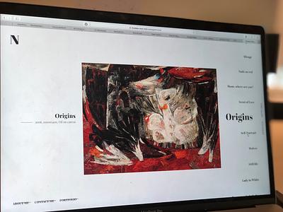 Nicoleta Stati. Online gallery onlinegallery webgallery art gallery