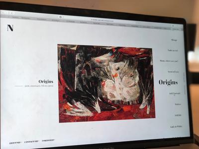 Nicoleta Stati. Online gallery