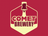 """Daily Logo Challenge - """"Comet Brewery"""""""