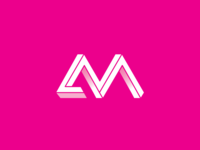 Day 4 - Single Letter Logo - M