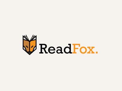 Daily Logo Challenge - Day 16 - Read Fox