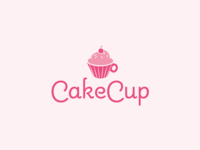 Daily Logo Challenge - Day 18 - Cakecup
