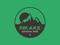 Daily Logo Challenge - Day 20 - Pikake Park