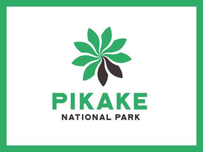 Daily logo challenge - Day 20 - Pikake Park alternate design