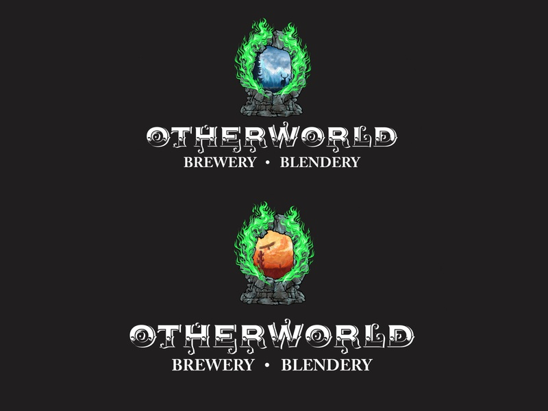 OTHERWORLD Brewery Logo