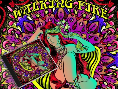 walking fire band - sweet touch