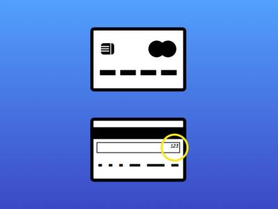 Credit Card - CVV
