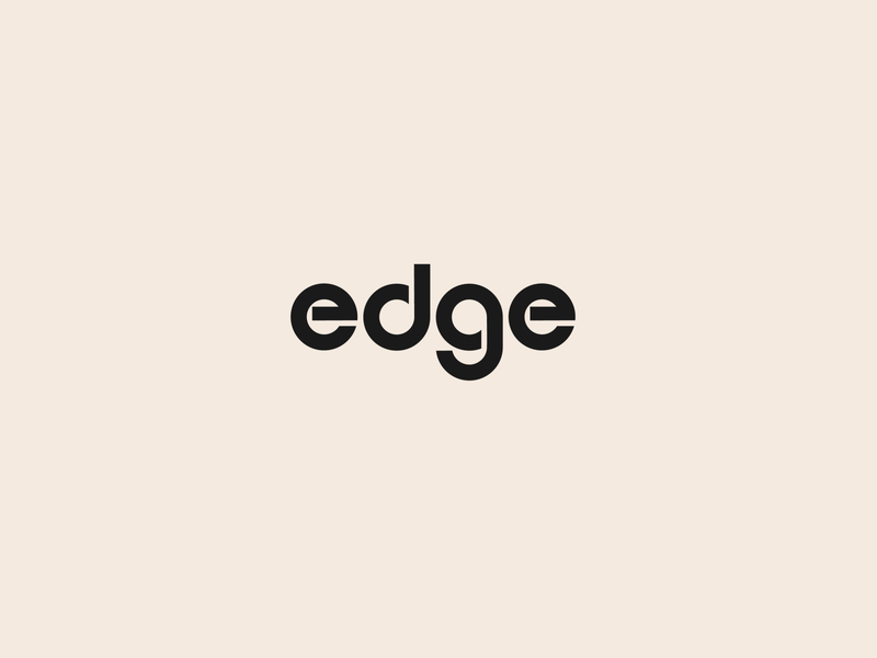 edge  logotype