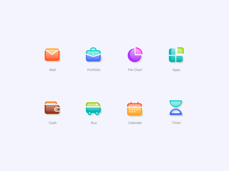 Glass icons set kit icon ui figma design sketch icondesign icons set line step neo glass icons
