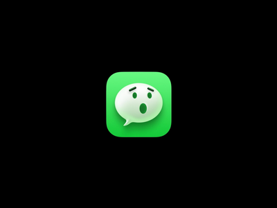 She is screaming now casper ghost scream icons icon imessage macos ios