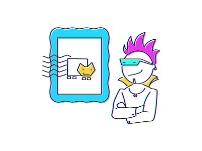 Cryptopunks illustration cryptopunk punkrock punk nftartist artist nftart nfttoken token cryptoart illustration art illustrator illustration