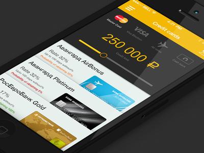 Bankfilter - find credit cards