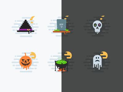 Halloween Free Icons