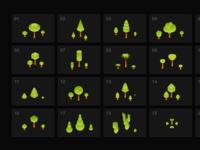 Isometric Trees - Soon update