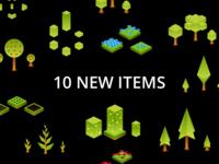 Isometric Trees - Free update!