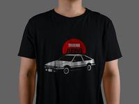 T Shirt Trueno AE 86
