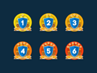 Icon achievements