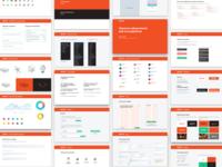 Some screens of UiKit
