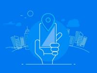 GoPilot App Icon Animation