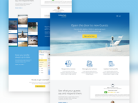 HolidayCheck Business Center - Landing page