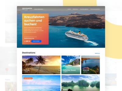 HolidayCheck Cruises - Homepage
