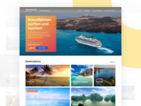 HolidayCheck Cruises - Homepage