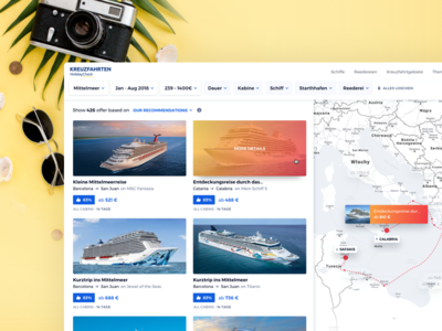 Cruise Offer List