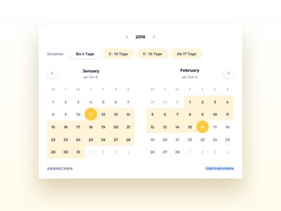 🗓️ Calendar