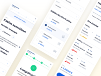 Mobile Booking Funnel