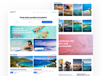 HolidayCheck Cruises - Homepage 2.0