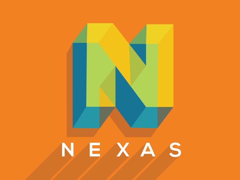 N Logo Design 3d Logo Design Ideas