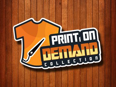 PRINT ON DEMAND (COLLECTION)-LOGO