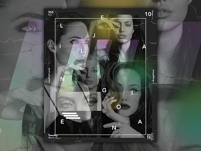 •Angelina• angelina jolie angelina jolie rainbow abstract art challenge design challenge inspo abstract sketch app illustration adobe sketch vector photoshop design