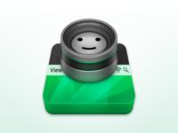 Cascable Pro Webcam macOS App Icon mac app macos icon app icons macos macos app icon app icon web cam cascable