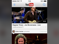 iOS 7 Research - YouTube