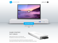 Sugarcube - Share Content, Not Cables