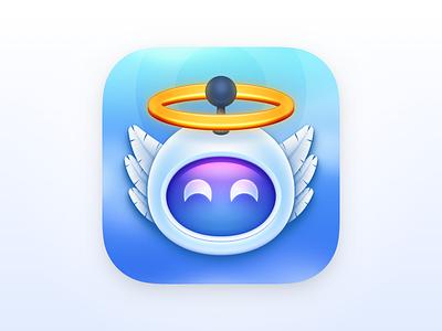Apollo Ultra Icon - Castiel angel app apollo ios icon app icon