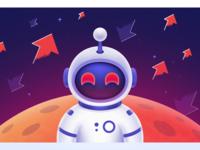 Apollo App Store Artwork space app store apollo