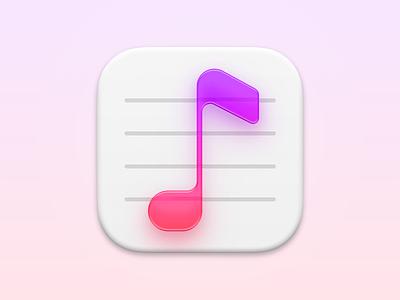 Capo 4 - macOS Big Sur App Icon macos big sur macosx app icons app icon mac app macos capo